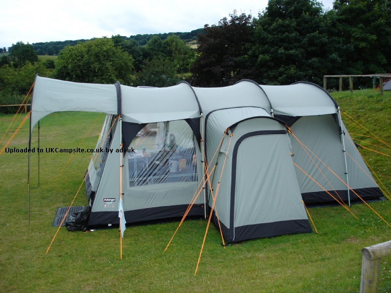 If ... & Vango Nile 600 Tent Reviews and Details
