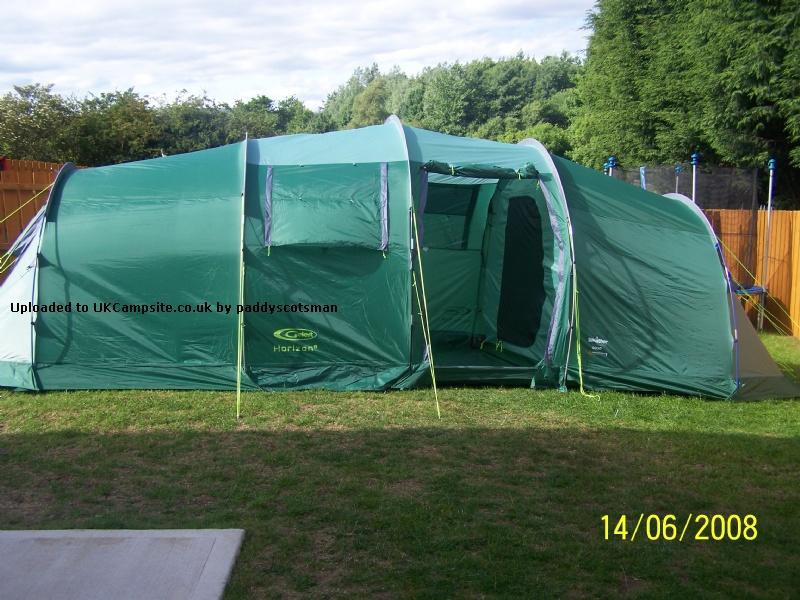Member Uploaded Images - click to enlarge & Gelert Alaska 8 Tent Reviews and Details