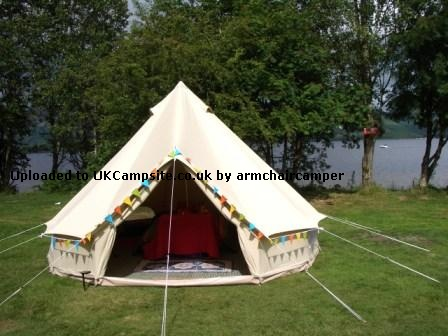 If ... & Bell Tent 4m Ultimate Tent Reviews and Details