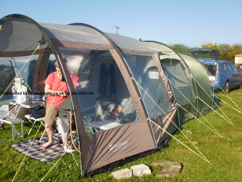 Outwell Nevada MP Front Extension Tent Extension Reviews ...