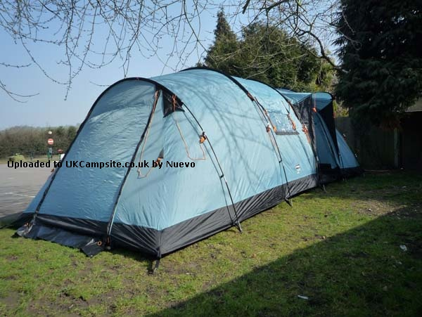 Vango Oregon 800 Fibreglass Tent Pole Repair Pack Camping Kit