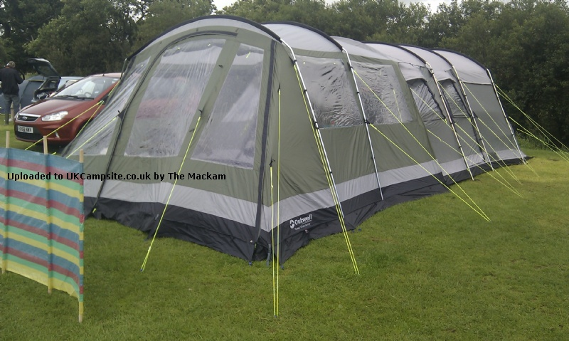 Outwell Montana 6 Front Awningtent Extension Uploaded