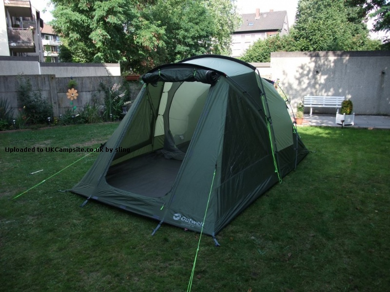 If ... & Outwell Oakland M Tent Reviews and Details