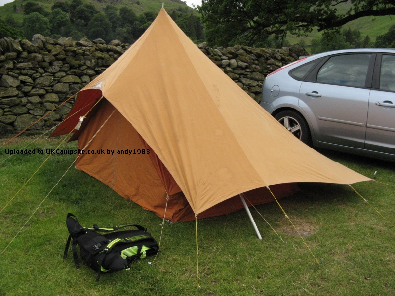 If ... & Blacks Good Companion Standard Tent Reviews and Details