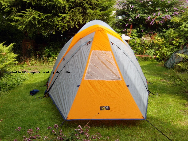 If ... & Mountain Hardwear Trango 3.1 Tent Reviews and Details