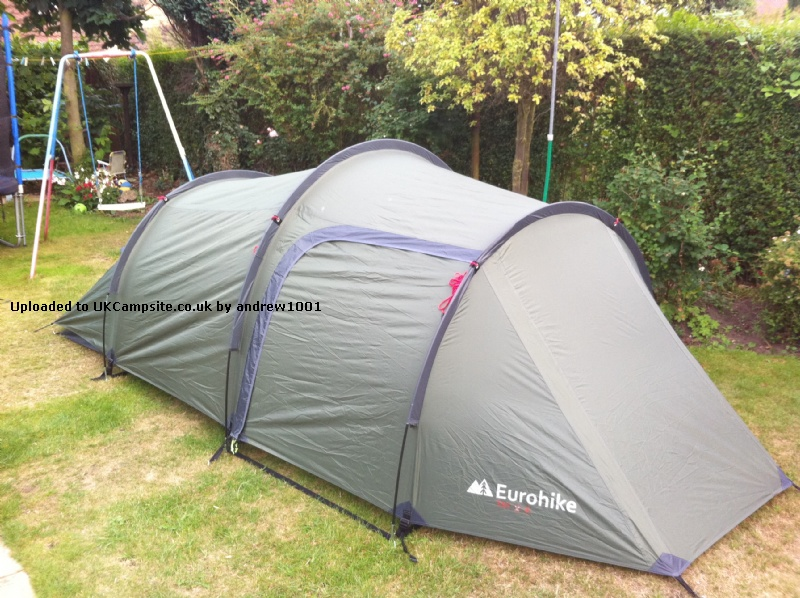 UK C&site & Eurohike Tay Tent Reviews and Details