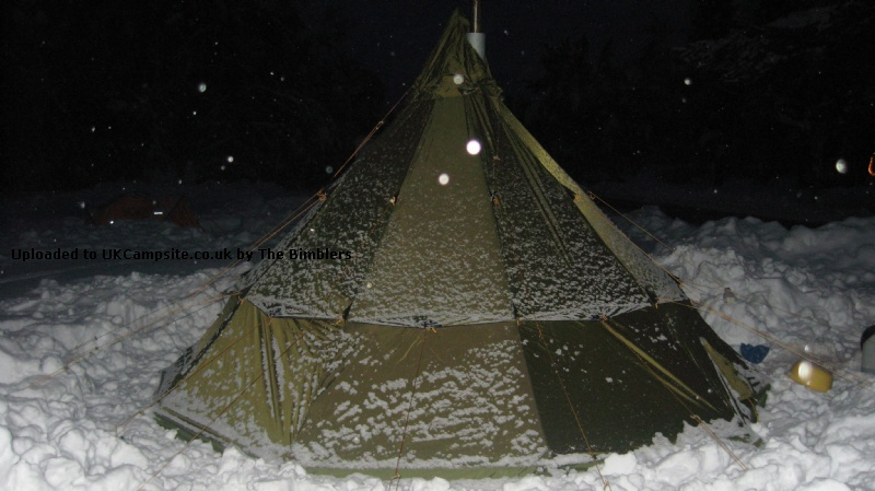 Member Uploaded Images - click to enlarge & Helsport Finnmark Lavvu Tent Reviews and Details