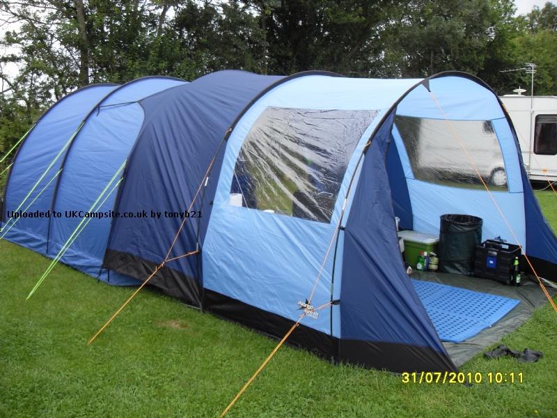 Gelert Atlantis 5 Tent Reviews And Details