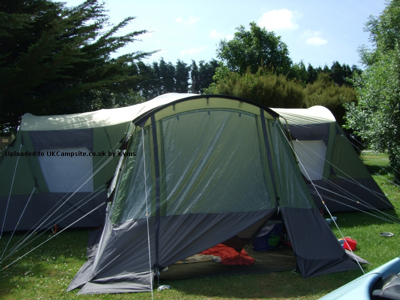Member Uploaded Images - click to enlarge & Aztec Falcon 8 Tent Reviews and Details