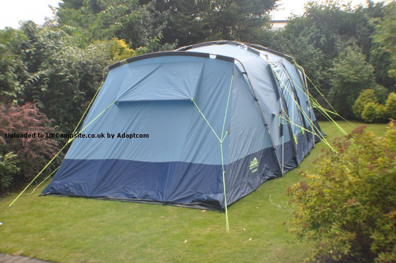 If ... & Khyam Longleat Tent Reviews and Details