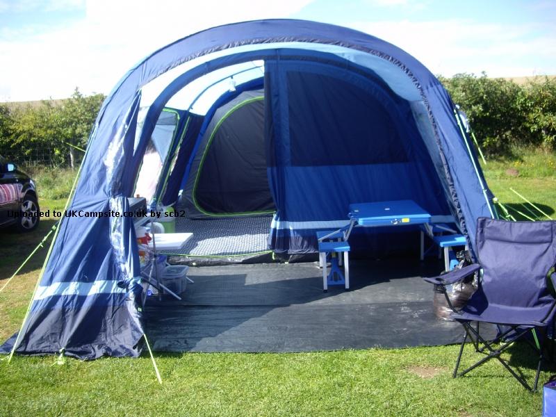 Kampa Filey 6 Vestibule Tent Extension Reviews And Details