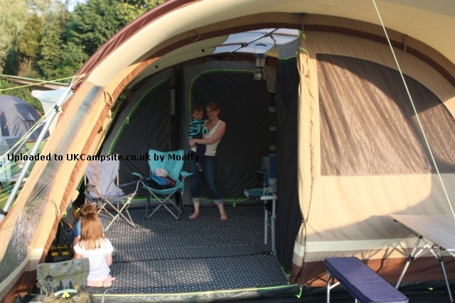 Kampa Polzeath 8 Tent Reviews And Details