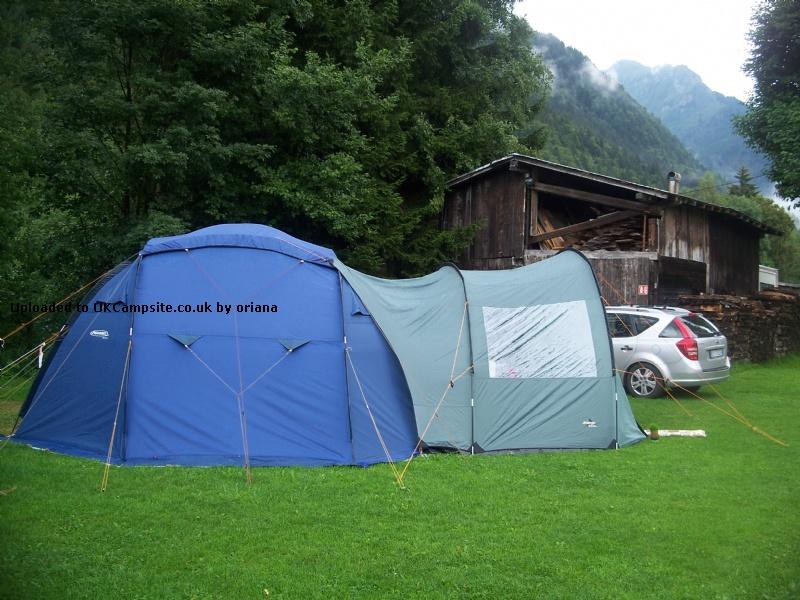 If ... & Vango Extension Premium Tent Extension Reviews and Details