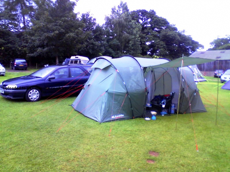If ... & Eurohike Cairngorm Tent Reviews and Details