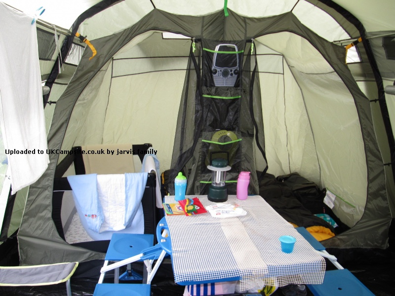 If ... & Kampa Pendine 8 Tent Reviews and Details
