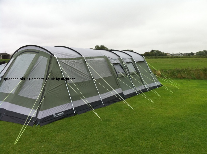 If ... & Outwell Montana 6 Front Awning Tent Extension Reviews and Details