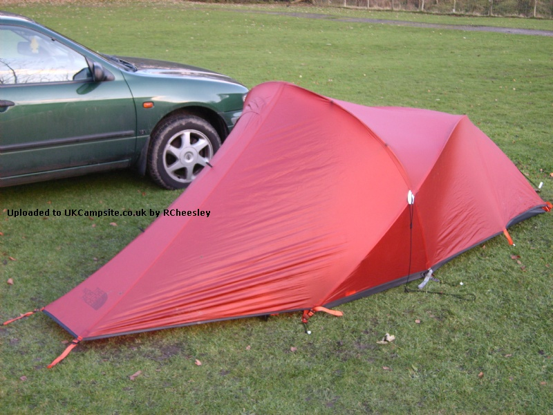 If ... & The North Face Tadpole 23 Tent Reviews and Details