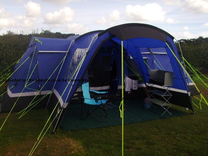 Hi Gear Kalahari 8 Elite Tent Reviews And Details