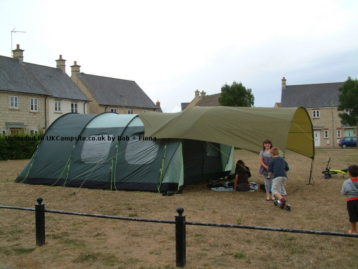 Lightweight Porch Awnings for Caravans from Busy Outdoors