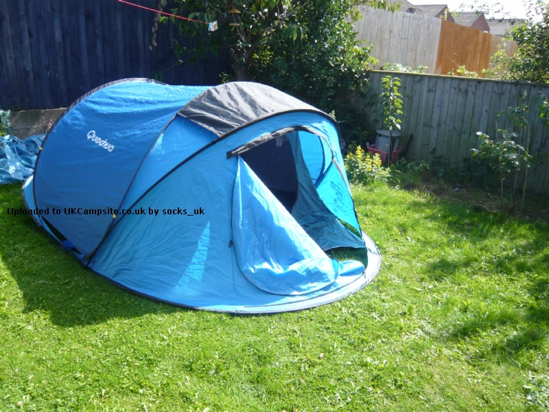 If ... & Quechua Seconds + III Tent Reviews and Details
