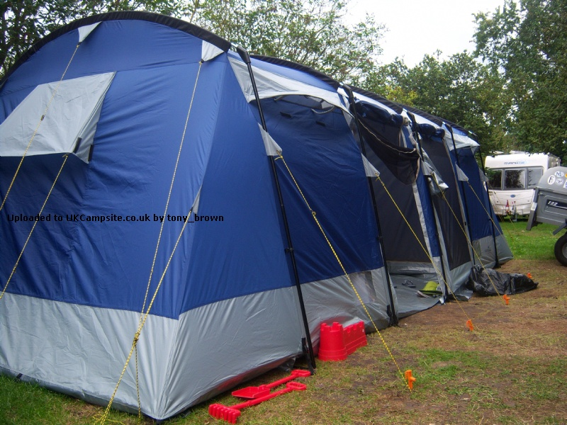 If ... & Skandika Montana 8 Tent Reviews and Details