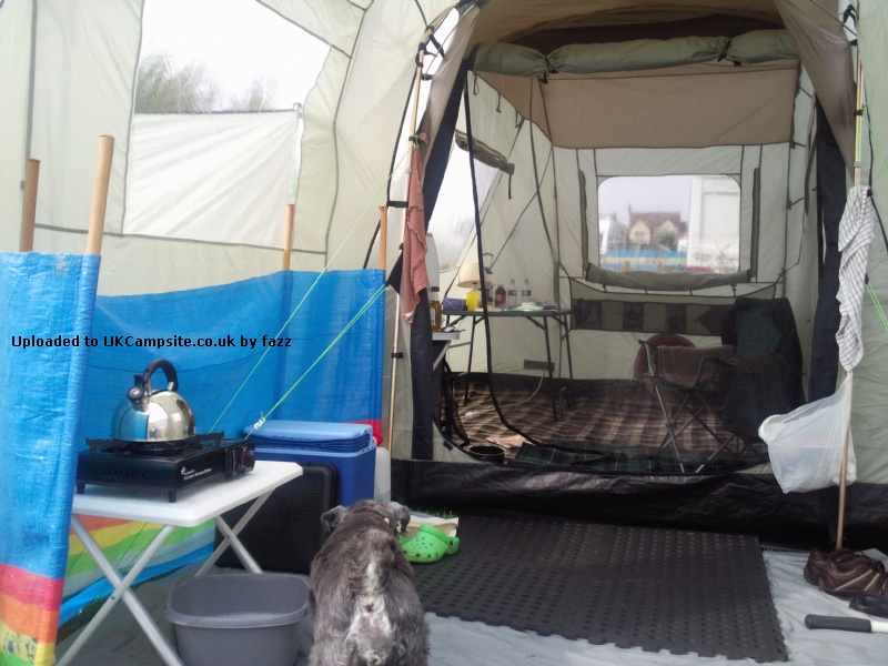 If ... & Coleman Mackenzie Cabin X4 Tent Reviews and Details