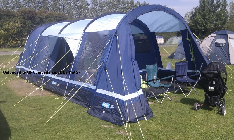 If ... & Kampa Filey 6 Vestibule Tent Extension Reviews and Details