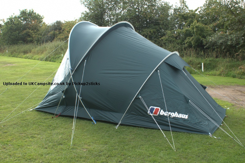 If ... & Berghaus Lomond 3 Tent Reviews and Details