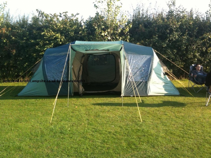 If ... & Attwoolls Bibury Tent Reviews and Details