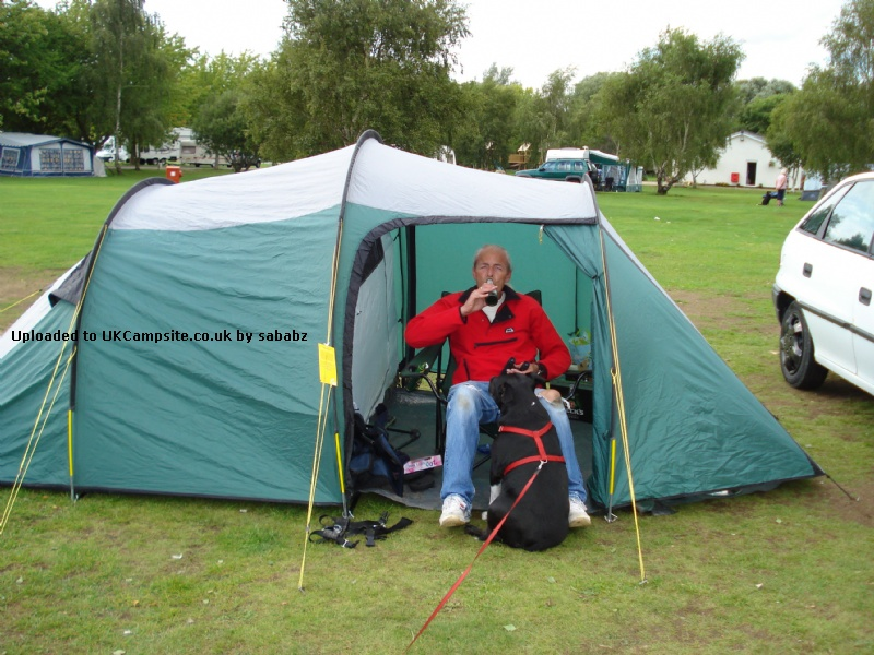 Lichfield Cherokee 3 Tent Reviews and