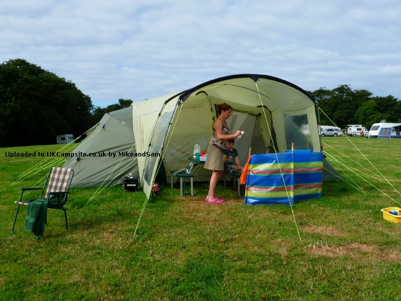 If ... & Outwell Iowa L Tent Reviews and Details