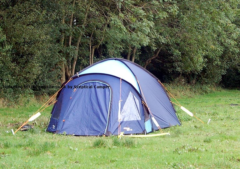 If ... & Vango Sigma 300 Tent Reviews and Details