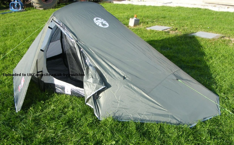 If ... & Coleman Bedrock 2 Tent Reviews and Details
