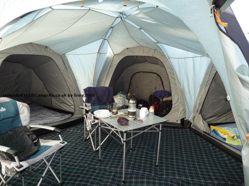 Vango Killington 600 Tent Reviews And Details