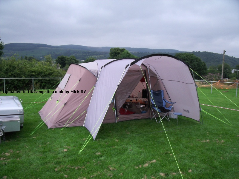 If ... & Outwell Carolina L Tent Reviews and Details