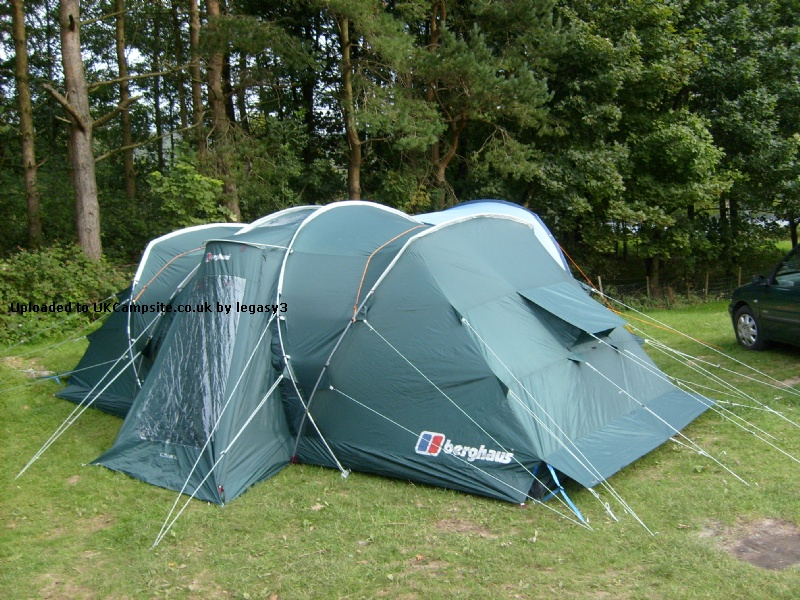 If ... & Berghaus Cuillin 4 Tent Reviews and Details