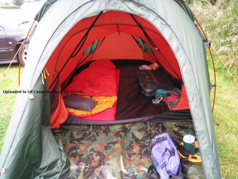 If ... & Vango Tempest 300 Tent Reviews and Details