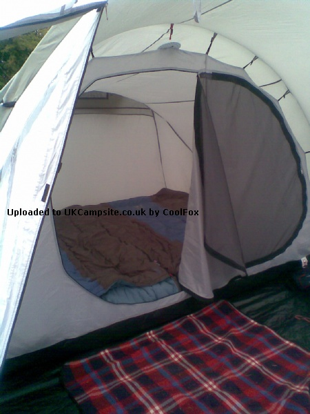 If ... & Coleman Waterfall 5 Tent Reviews and Details