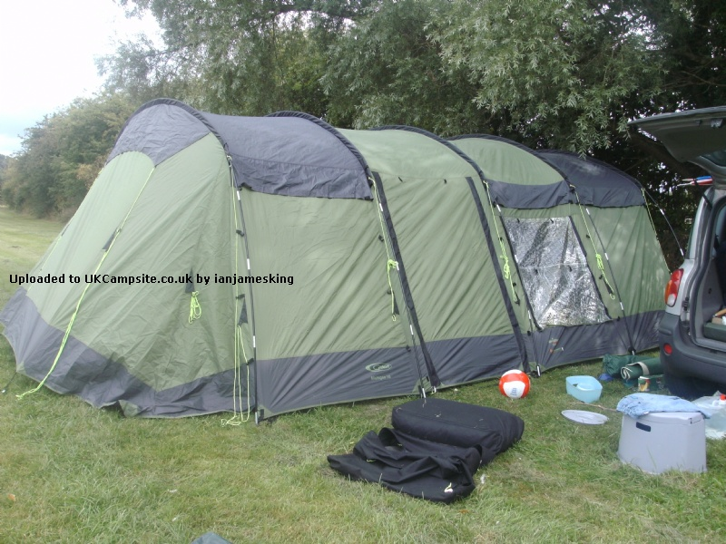 Member Uploaded Images - click to enlarge & Gelert Michigan 10 Tent Reviews and Details