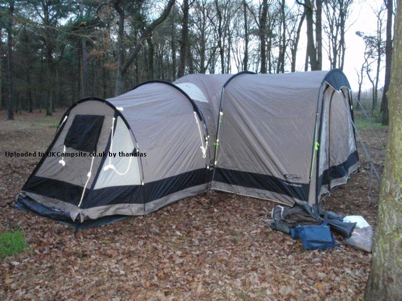 Gelert Horizon 6 Tent Reviews And Details