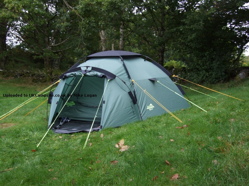 If ... & Khyam Igloo Tent Reviews and Details