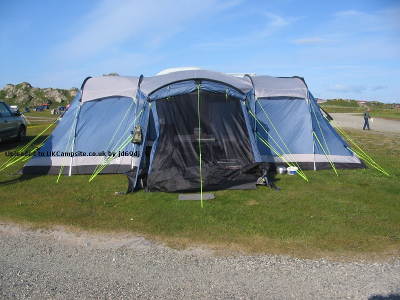 If ... & Outwell Utah 8 Tent Reviews and Details