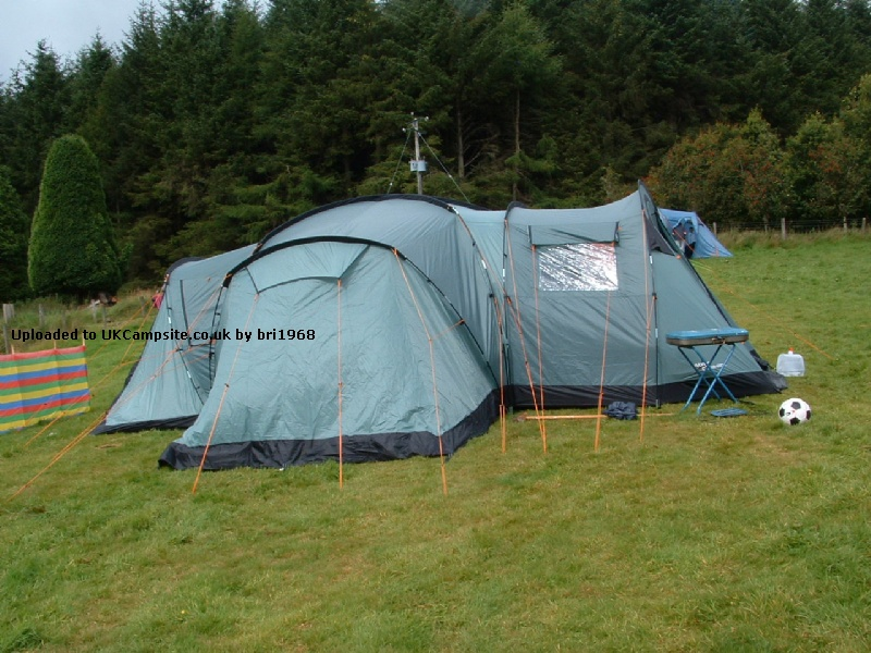 Vango Colorado 600 Dlx Tent Reviews And Details Page 11