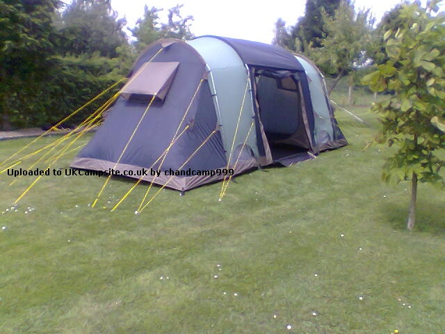If ... & Attwoolls Fairford DL Tent Reviews and Details