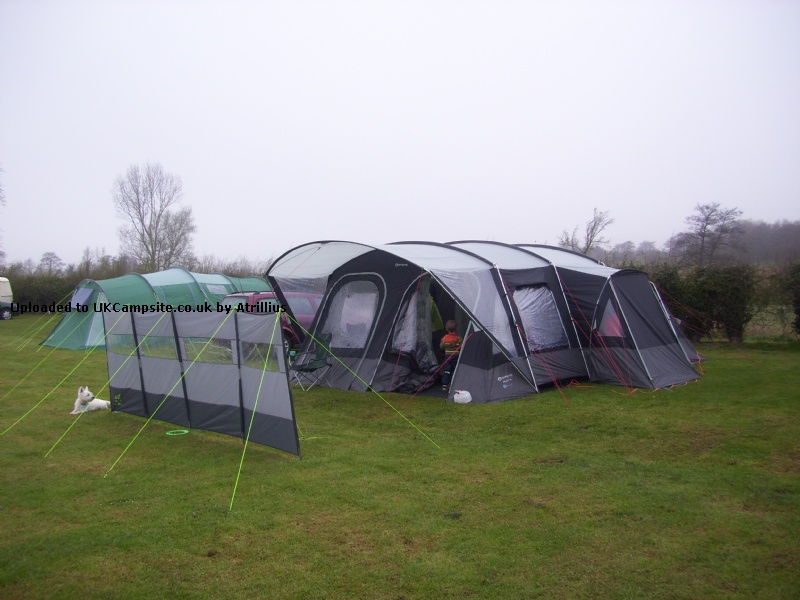 SPRAYWAY VALLEY XL Air Tent 6 Person
