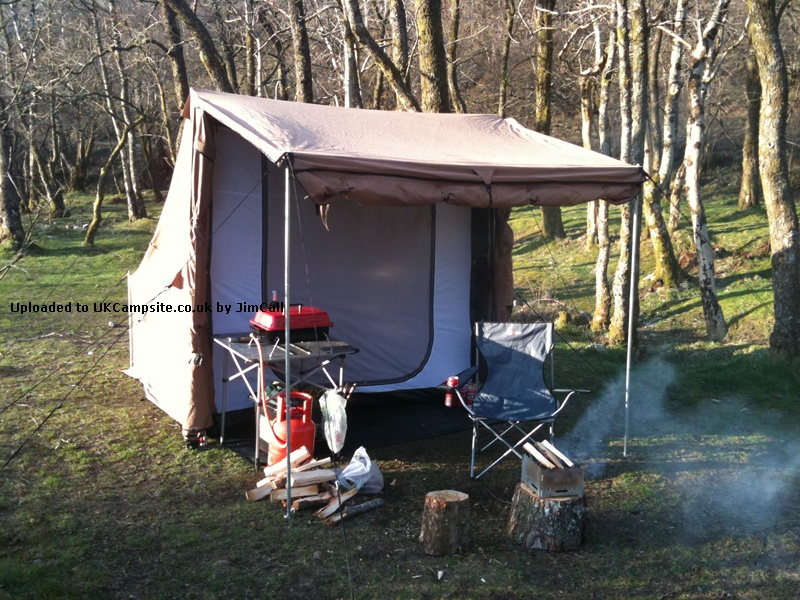 If ... & Green Outdoor Campfire Tent Tent Reviews and Details