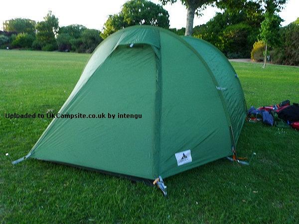 If ... & Vaude Ferret 1 Ultralight Tent Reviews and Details