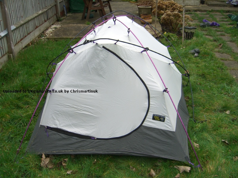 If ... & Mountain Hardwear Trango 2 Tent Reviews and Details