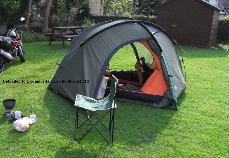 If ... & Vango Halo 300 Tent Reviews and Details