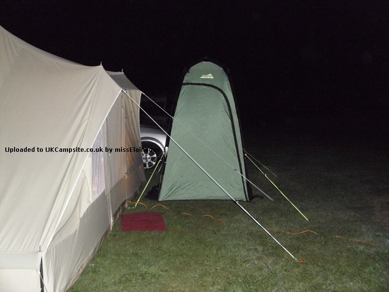 Member Uploaded Images - click to enlarge & Khyam Shower / Toilet Tent Utility Tent / Tarp Reviews and Details
